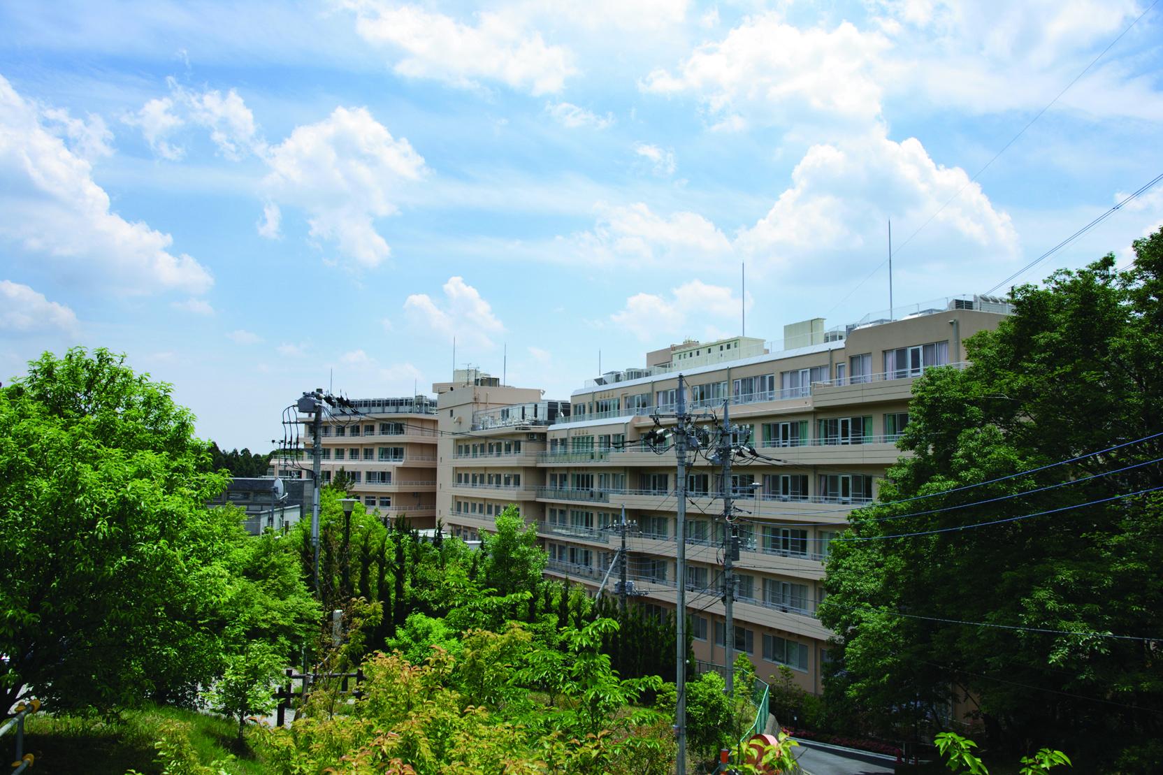9.鶴川サナトリウム病院
