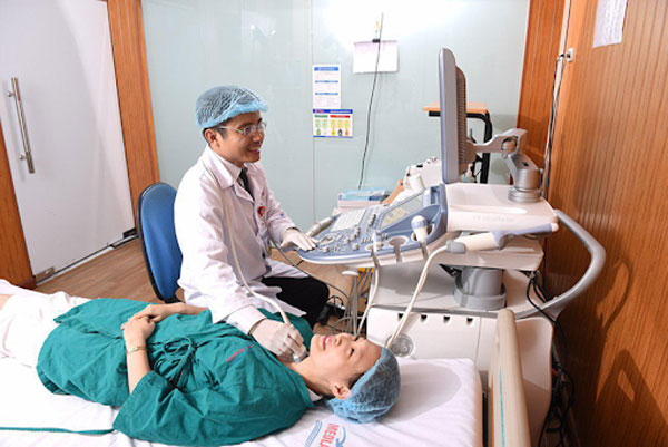 Phương pháp siêu âm tầm soát ung thư tuyến giáp