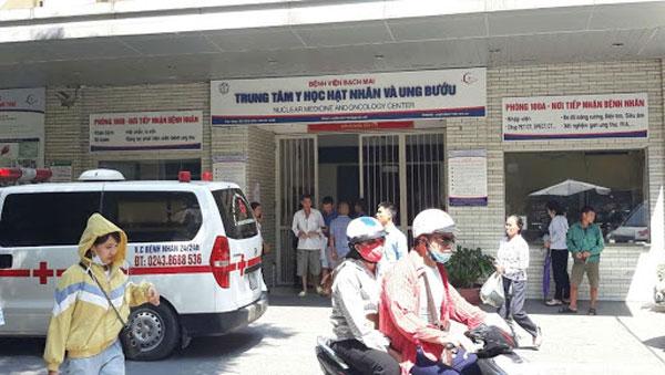 Xét nghiệm ung thư cổ tử cung tại trung tâm Y học Hạt nhân và Ung Bướu - Bệnh viện Bạch Mai