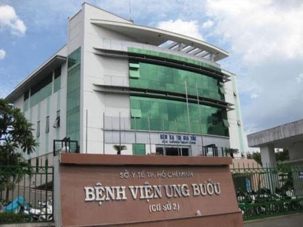 Xét nghiệm ung thư cổ tử cung tại bệnh viện Ung Bướu TP Hồ Chí Minh
