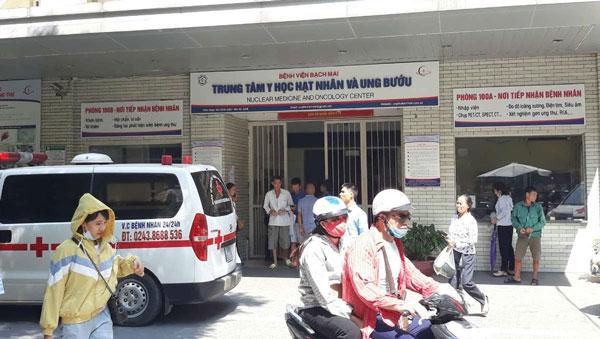 Xét nghiệm ung thư vòm họng tại bệnh viện Bạch Mai