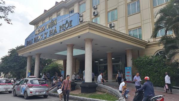 Khám ung thư khoang miệng tại bệnh viện đại học y Hà Nội
