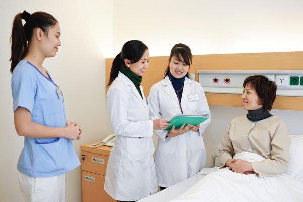 Hướng dẫn đi khám chữa bệnh Nhật Bản
