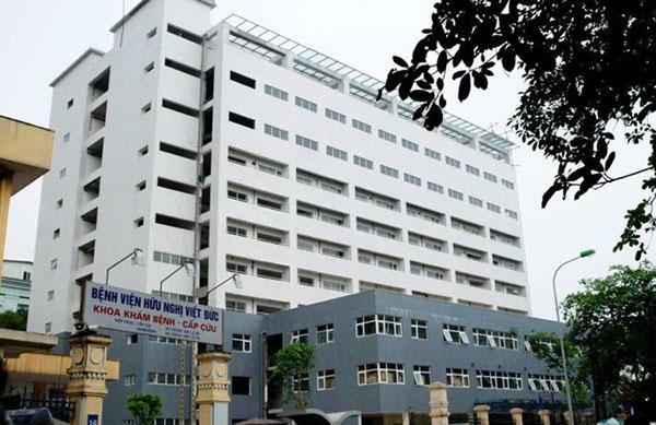 Khám ung thư tinh hoàn ở đâu - Bệnh viện Việt Đức