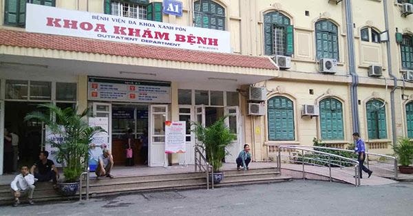 Khám ung thư tinh hoàn tại bệnh viện Xanh Pôn
