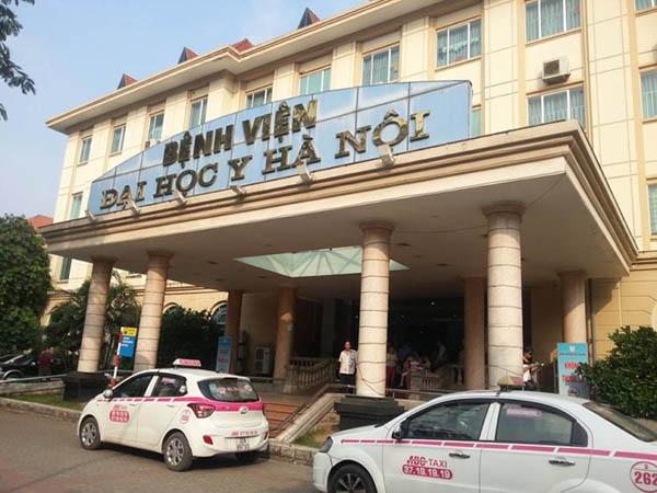 Khám ung thư xương hàm tại bệnh viện đại học y Hà Nội