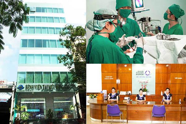 Khám ung thư xương hàm tại bệnh viện Tai Mũi Họng Sài Gòn