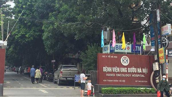 Khám ung thư xương hàm tại bệnh viện Ung Bướu Hà Nội