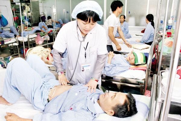 Tình trạng y tế Việt Nam hiện nay