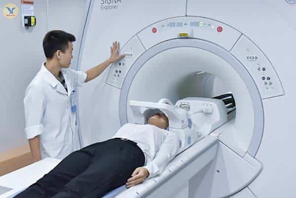 Chụp MRI xét nghiệm ung thư máu
