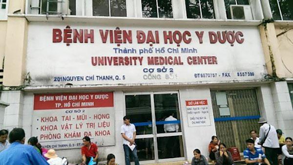 Khám ung thư xương tại bệnh viện Đại học Y Dược TP.HCM