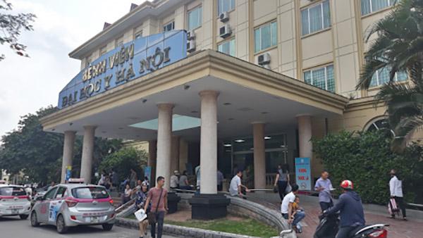 Khám ung thư xương tại bệnh viện Đại học Y Hà Nội