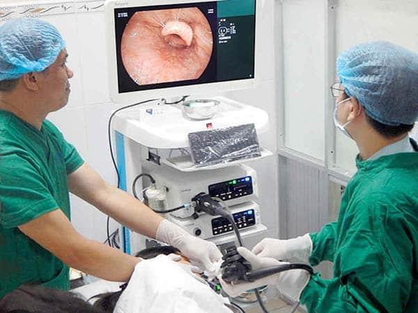 Phương pháp nội soi ung thư dạ dày