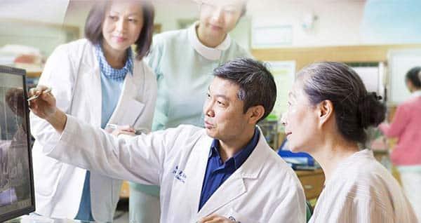 Tầm soát ung thư dạ dày tại Nhật Bản