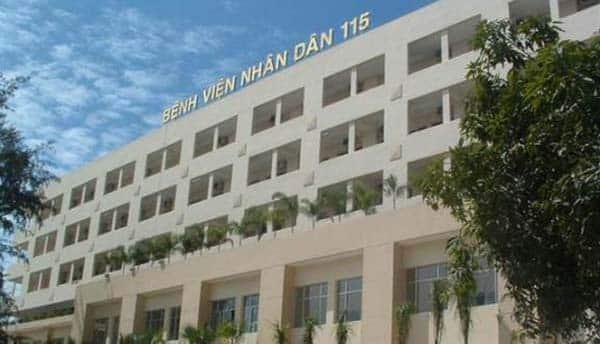 Khám ung thư cổ tử cung tại bệnh viện Nhân Dân 115