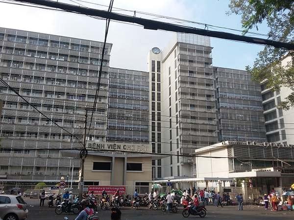 Khám ung thư cổ tử cung tại bệnh viện Chợ Rẫy