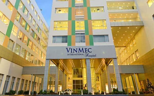 Khám ung thư cổ tử cung tại bệnh viện quốc tế Vinmec