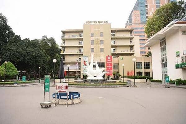 Khám ung thư phổi ở đâu tại Hà Nội - Bệnh viện Bạch Mai