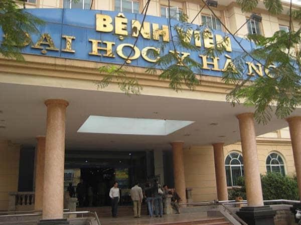 Khám ung thư phổi tại bệnh viện đại học y Hà Nội