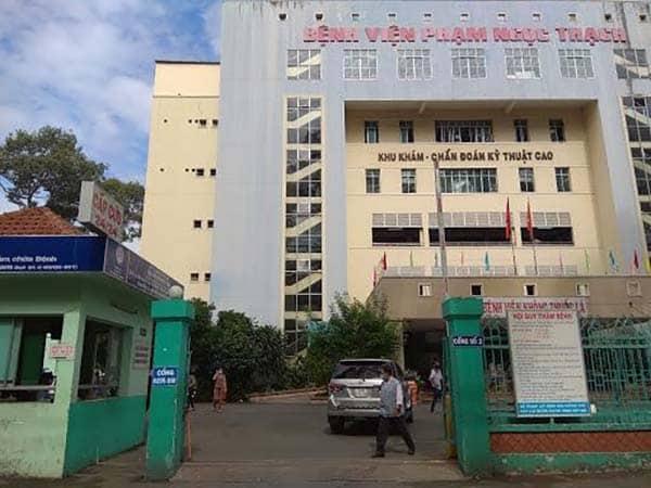 Khám ung thư phổi tại bệnh viện Phạm Ngọc Thạch