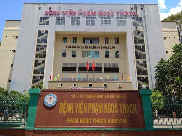 Khám ung thư tại bệnh viện Phạm Ngọc Thạch