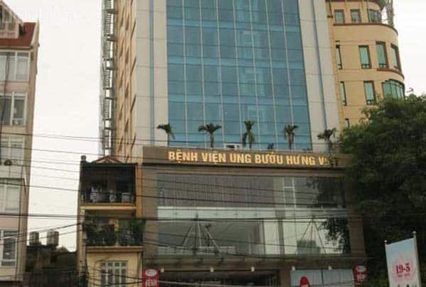 Bệnh viện Ung bướu Hưng Việt