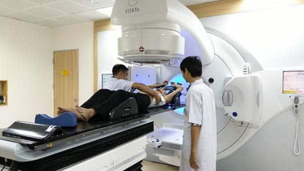 Kiểm tra ung thư phổi tại bệnh viện Chợ Rẫy