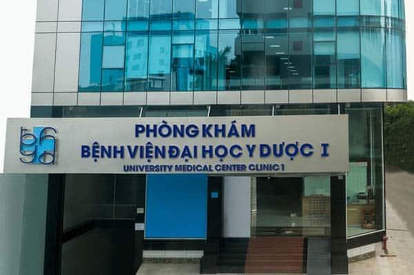 Kiểm tra ung thư tại bệnh viện Đại Học Y Dược 1
