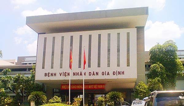 Kiểm tra ung thư tại bệnh viện Nhân dân Gia Định