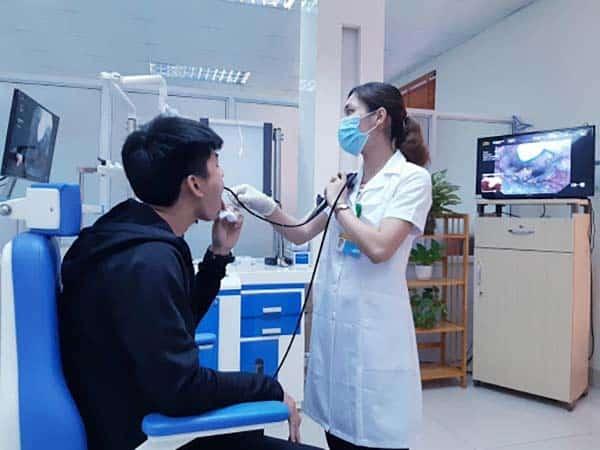 Lưu ý khi khám ung thư vòm họng
