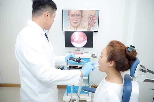 Xét nghiệm ung thư lưỡi