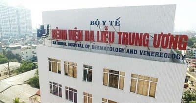 Khám ung thư da tại bệnh viện Da liễu Trung ương