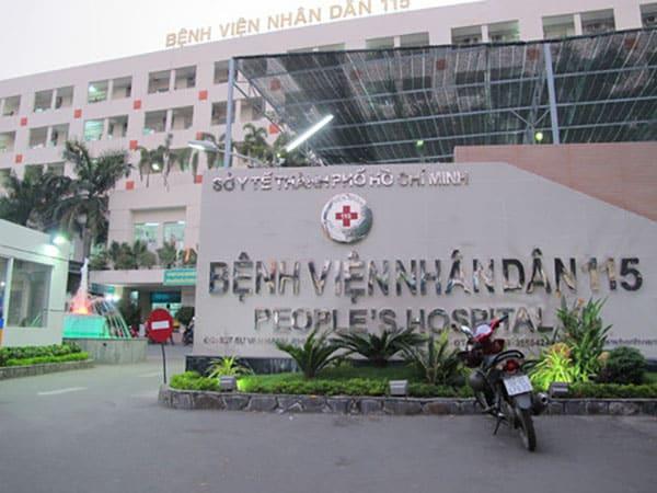 Khám ung thư da tại bệnh viện Nhân dân 115