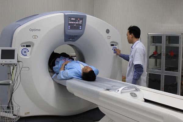 Kiểm tra ung thư dạ dày bằng phương pháp chụp CT