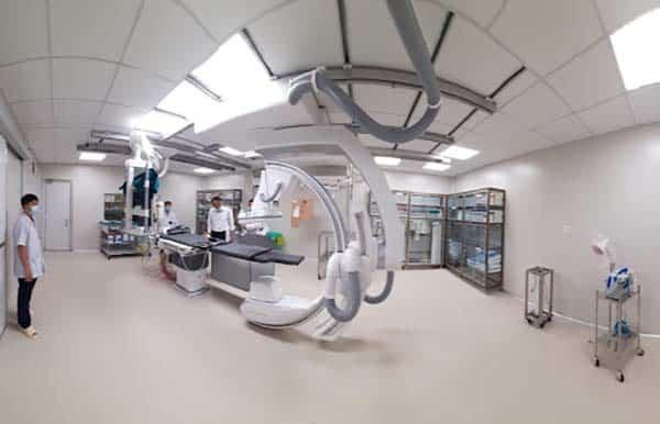 Bệnh viện Chợ Rẫy Tầm soát ung thư
