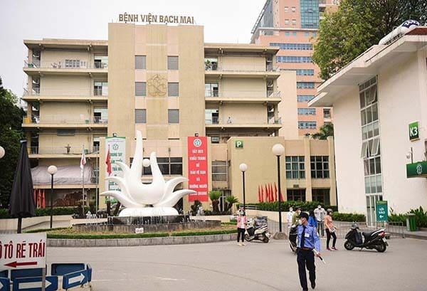 Xét nghiệm ung thư sớm tại bệnh viện Bạch Mai