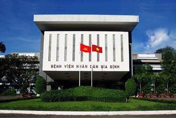 Xét nghiệm ung thư sớm tại bệnh viện nhân dân Gia Định