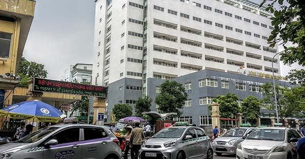 Xét nghiệm ung thư sớm tại bệnh viện Việt Đức
