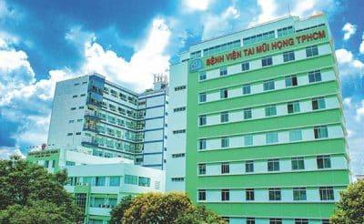 Khám ung thư lưỡi tại bệnh viện tai mũi họng thành phố Hồ Chí Minh