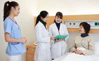 Kinh nghiệm khám bệnh ở Nhật