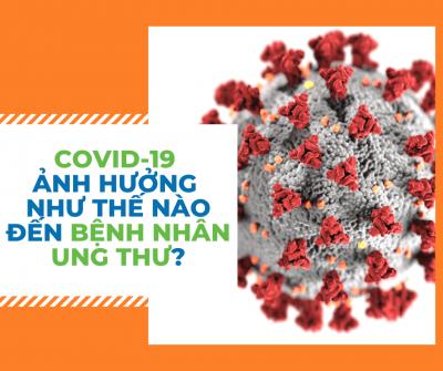 Covid-19 ảnh hưởng như thế nào đến bệnh nhân ung thư?