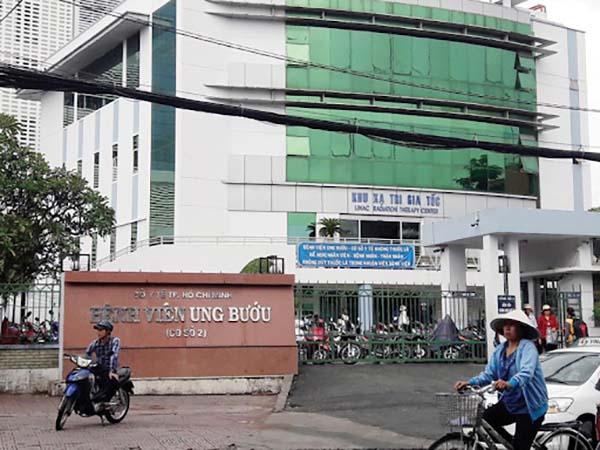 Bệnh viện Ung bướu TP. HCM
