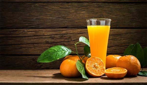 Nước cam giúp tăng cường hệ miễn dịch cho cơ thể